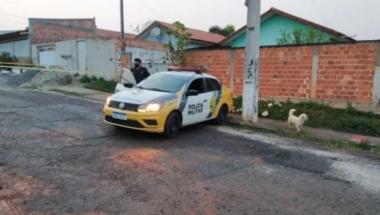 Garota e rapaz são mortos a tiros dentro de casa em São José dos Pinhais