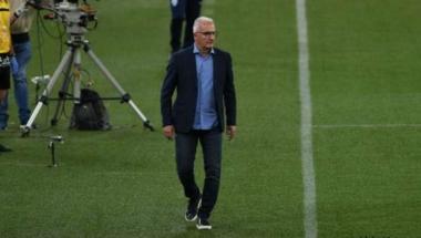 Dorival Júnior deixa o comando técnico do Athletico Paranaense