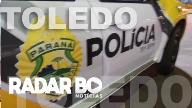 Toledo: Durante atendimento de acidente, PM descobre que vítima tinha um mandado de prisão