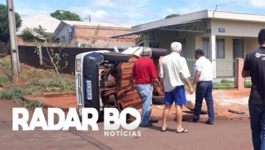 3 acidentes são registrados nesta terça-feira em Formosa doOeste