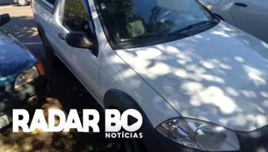PM recupera veículo com alerta de furto em no interior de Toledo