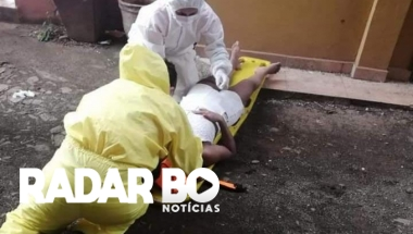 Brasileira grávida cai do 4º andar de um prédio em Ciudad Del Este