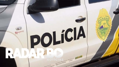 Homem é preso em flagrante após agredir gestante em Toledo