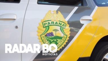 Jovens são presos em flagrante ao furtarem 13 pallets no interior de Alto Piquiri