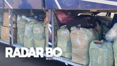 Operação Escudo retém ônibus de turismo em STI